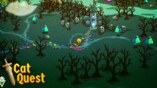 Cat Quest – A haunted island stops no cat!