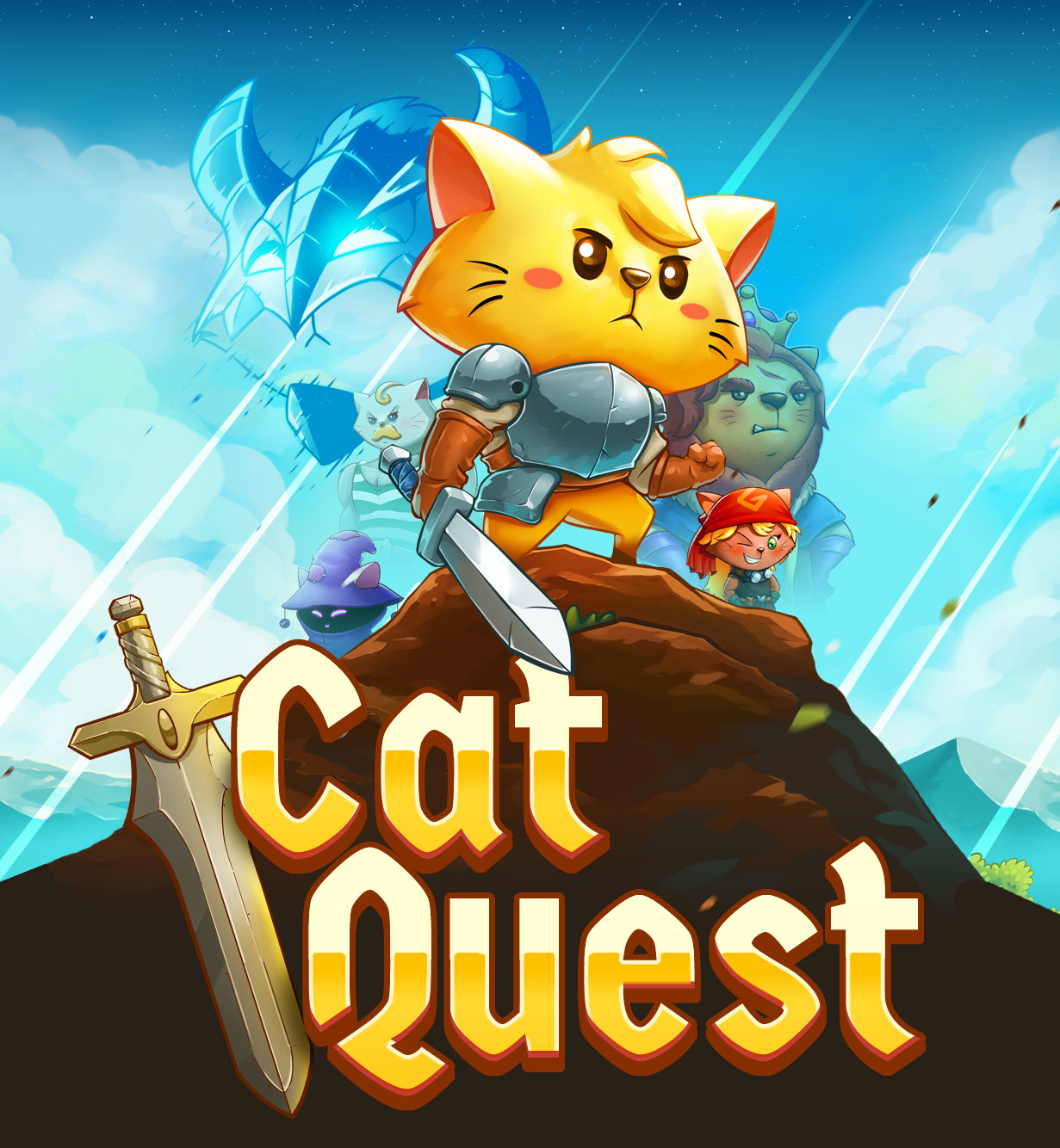 Cat Quest game