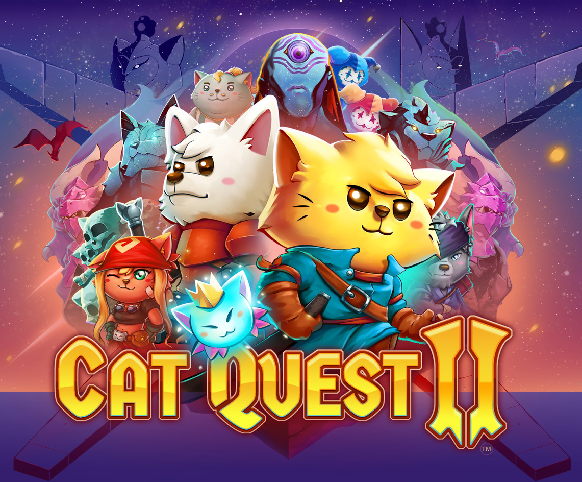 Cat Quest II , The Gentlebros
