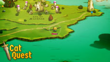 Cat Quest: A ruined world!